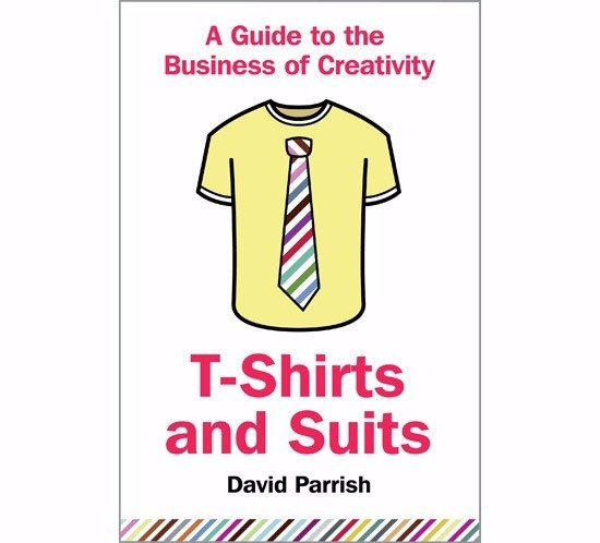 Translation of T-shirts and Suits. A guide to the Business of Creativity book by David Parrish into Azeri